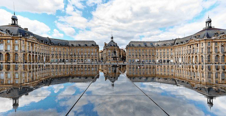 Bordeaux le miroir d eau
