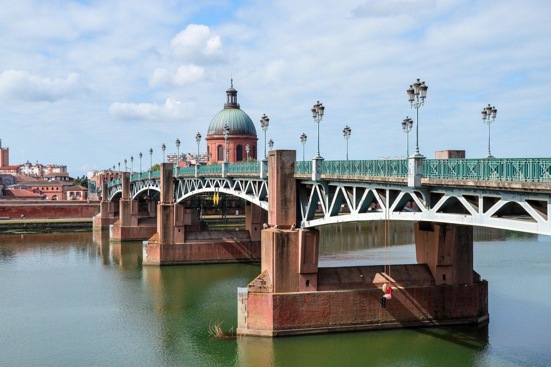 Image de Toulouse, numéro 1 en terme d'investissement en Loi Pinel